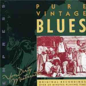 Various - Pure Vintage Blues -