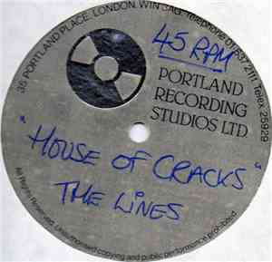 The Lines - House Of Cracks
