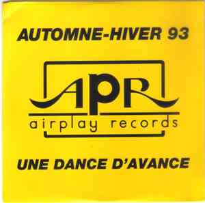 Various - Airplay Records Automne-Hiver 93 - Une Dance D'Avance