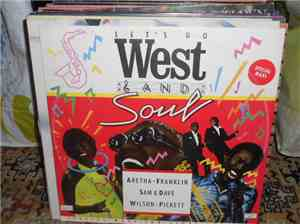 Various - Let's Go West And Soul