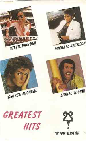Stevie Wonder / Michael Jackson / George Michael / Lionel Richie - Greatest ...