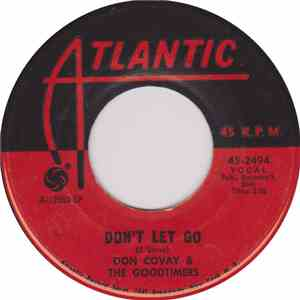 Don Covay & The Goodtimers - Don't Let Go