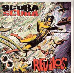 The Revillos - Scuba Scuba