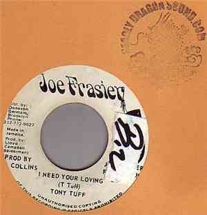 Tony Tuff - I Need Your Loving