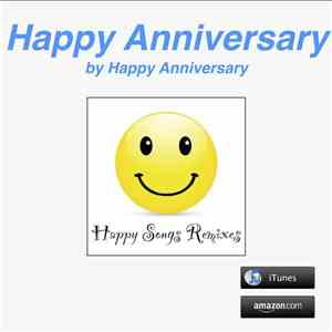 Happy Anniversary - Happy Anniversary