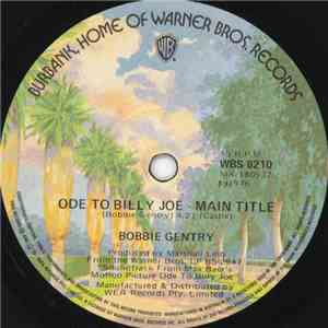 Bobbie Gentry / Michel Legrand - Ode To Billy Joe - Main Title / There'll B ...