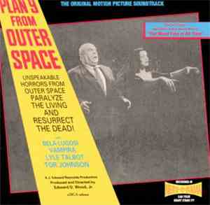 No Artist - Plan 9 From Outer Space (The Original Motion Picture Soundtrack ...