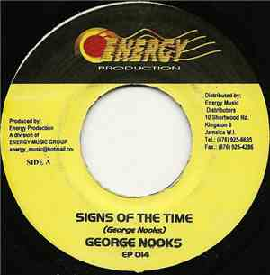 George Nooks - Signs Of The Time