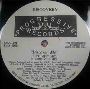 Discovery  - Discover Me