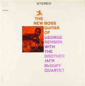 George Benson With The Brother Jack McDuff Quartet - The New Boss Guitar Of ...