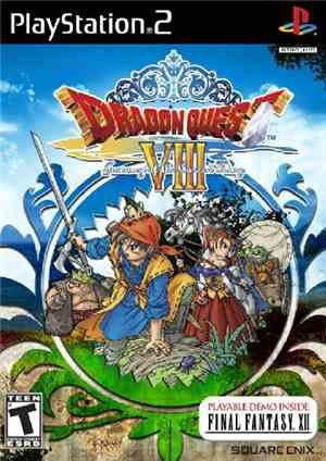 Yuji Horii - Dragon Quest VIII: Journey Of The Cursed King
