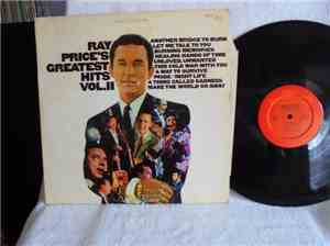 Ray Price - Ray Price's Greatest Hits Vol. II