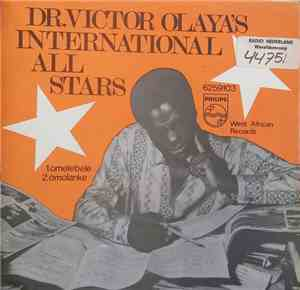 Dr. Victor Olaya's International All Stars - Omele Bele