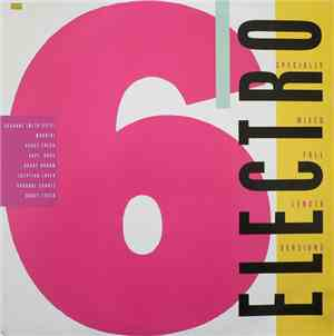 Various - Street Sounds Electro 6