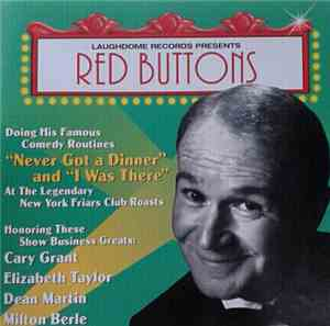 Red Buttons - Laughdome Records Presents Red Buttons