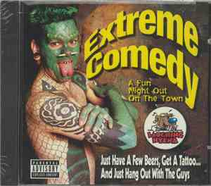 Various - Extreme Comedy: A Fun Night Out On The Town