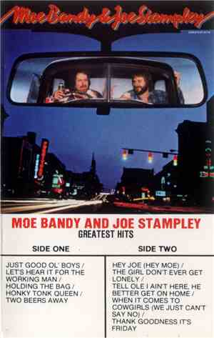 Moe Bandy & Joe Stampley - Greatest Hits