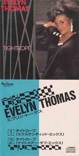 Evelyn Thomas - Tightrope