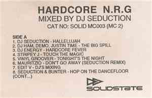 DJ Seduction - Hardcore N.R.G