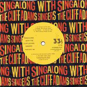 The Cliff Adams Singers - Sing Along With The Cliff Adams Singers