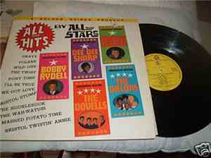 Various - All The Hits By All The Stars