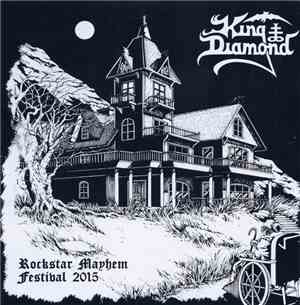King Diamond - Rockstar Mayhem Festival 2015