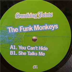 The Funk Monkeys - You Can't Hide / She Talks To Me
