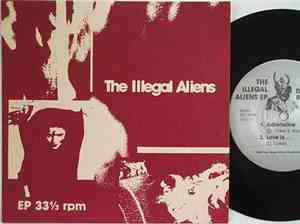 The Illegal Aliens - The Illegal Aliens